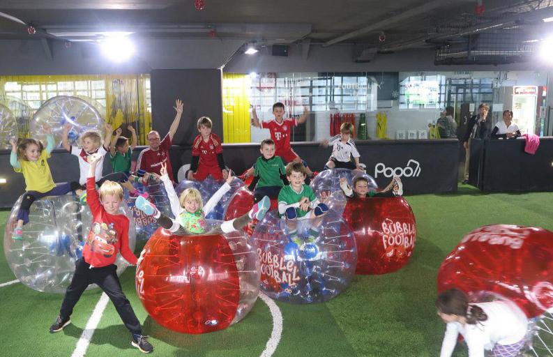 Bubble Футбол